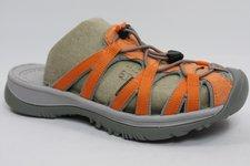 cdac1e9b7c18 KEEN DAMEN SANDALEN WHISPER SLIDE ORANGE NEU (Schuhgröße  EUR 37