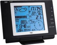 Barigo Regatta Wetterstation Analog Barometerthermohygromer Messing 120mm Haushaltsgeräte