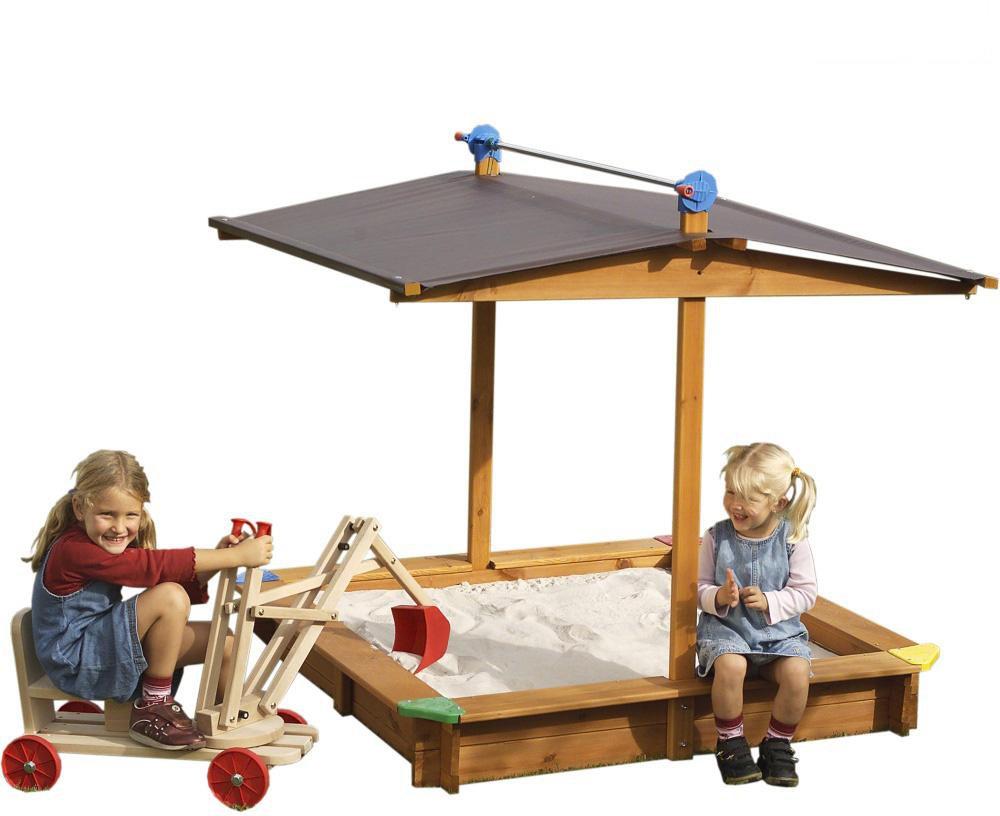 Spielzeug für draußen Sandkasten & Spielzeug Holz Sandkasten Mickey II