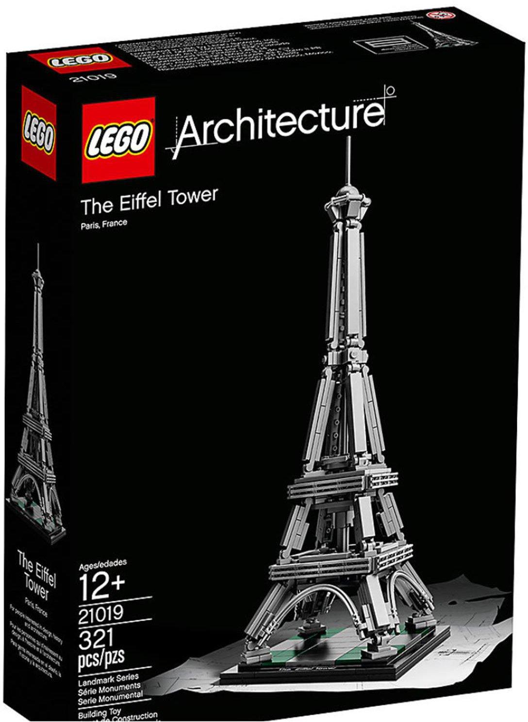günstig kaufen LEGO Architektur Der Eiffelturm 21019