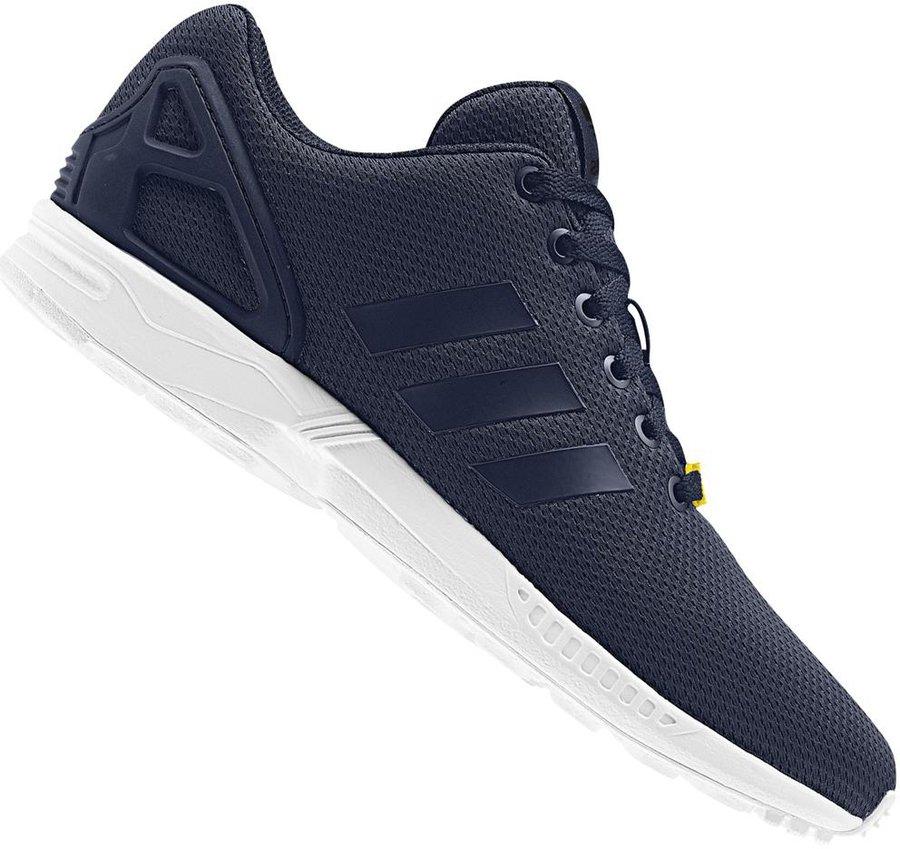 newest 99b3d 628b4 Adidas ZX Flux new navy running white günstig kaufen