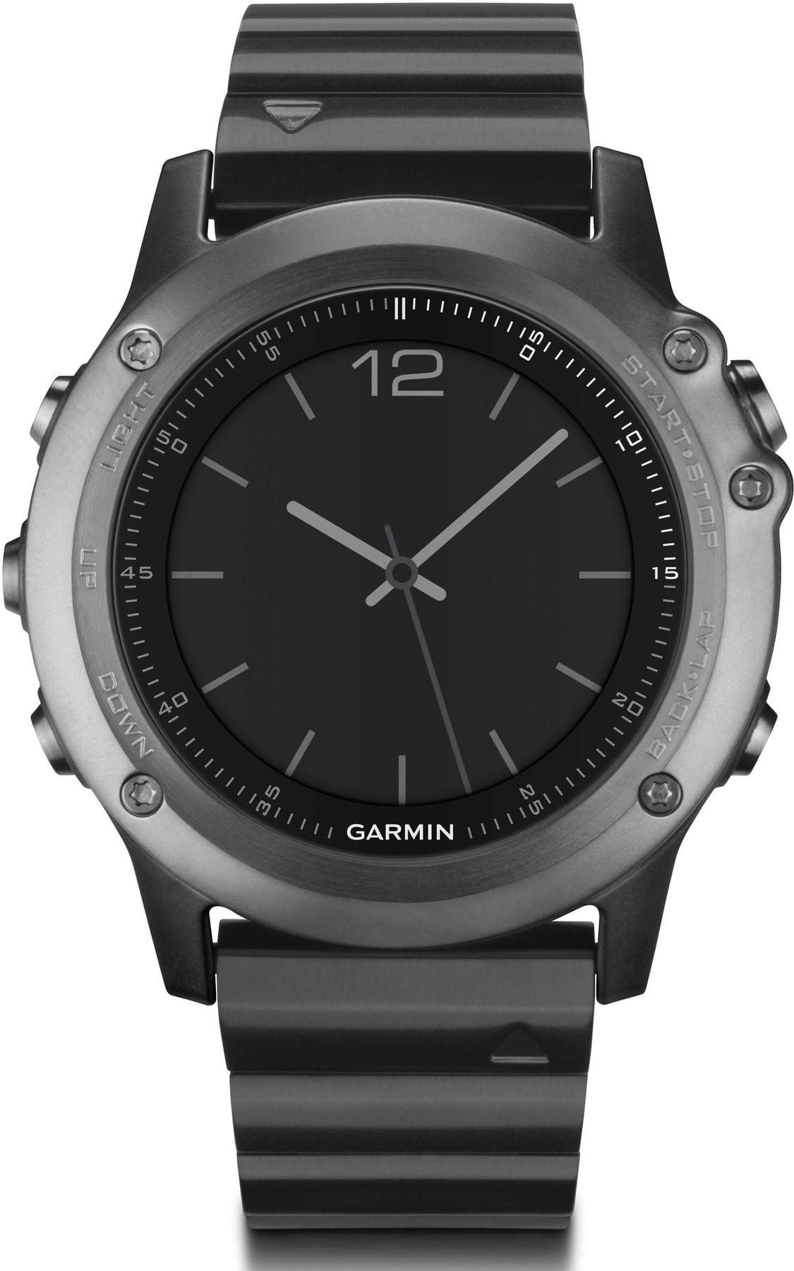 GPS & Sportuhren Garmin Fenix 3 HR Saphir Performer Bundle Grau günstig kaufen