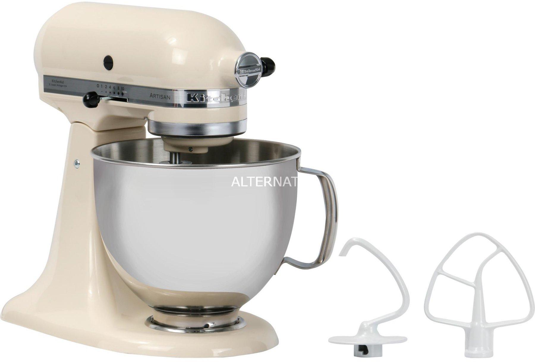 Kitchenaid artisan 5ksm125 eac creme bestellen bei preis.de