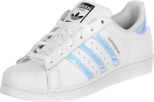 c76d9f33949 Adidas Superstar Junior ftwr white ftwr white metallic silver ✓