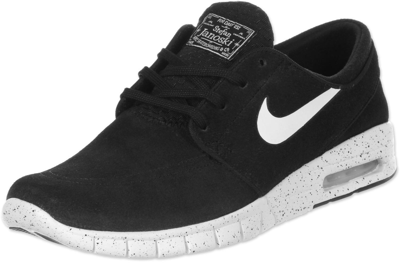 5a2d804988c139 Nike SB Stefan Janoski Max Suede Sneaker günstig kaufen