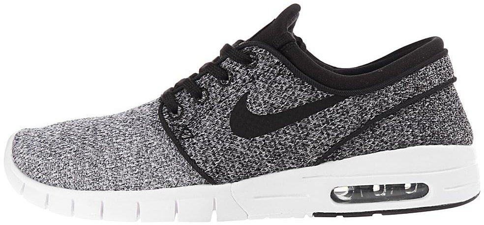 da4d0e46178 Nike SB Stefan Janoski Max dark grey white black günstig kaufen