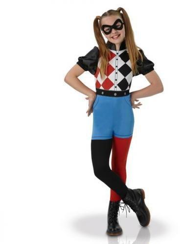harley quinn kostum