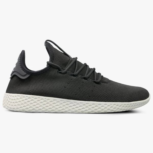 new styles 54a17 7872d Adidas Pharrell Williams Tennis Hu carbon carbon chalk white günstig