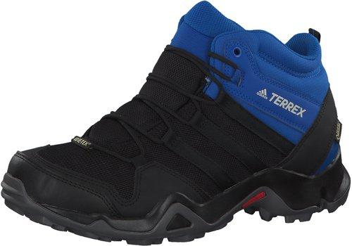 1ae338c186c9bf Adidas Terrex AX2R Mid GTX core black core black blue beauty günstig
